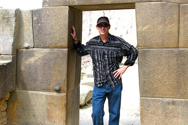 Trapezoidal doors