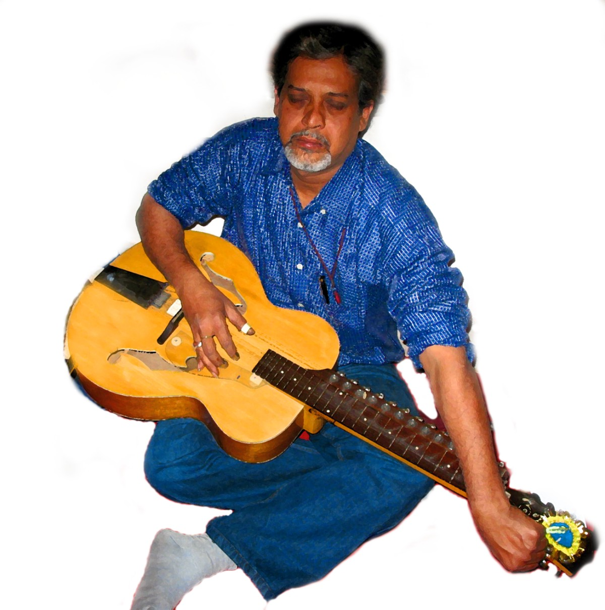 Indian Slide Guitar