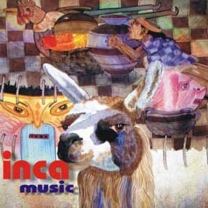 inca Music - Click to Buy CD and MP3s