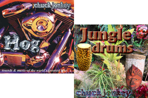 Hog and Jungle Drums Updated