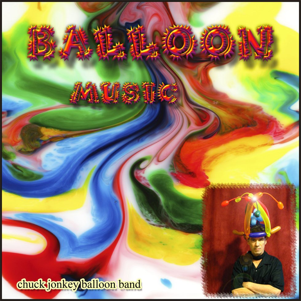 Balloon Music Cd