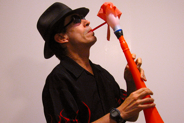 Balloon Music - The world's first all balloon musical instrument Cd