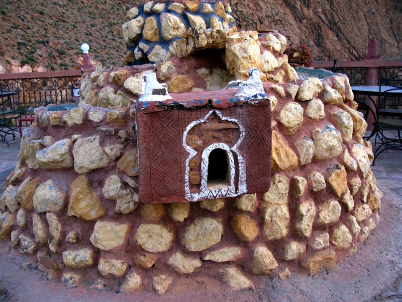 Todi Gorge shrine