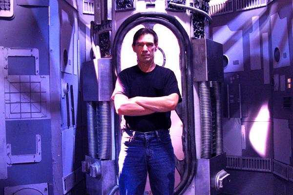 Chuck Jonkey on Mars