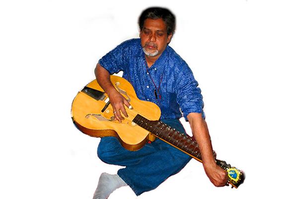 Microtonal Guitar