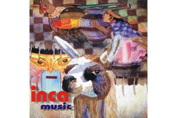 Inca Music of the Qechua Indians