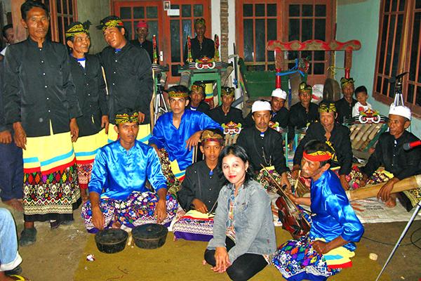 Exotic Bamboo Music