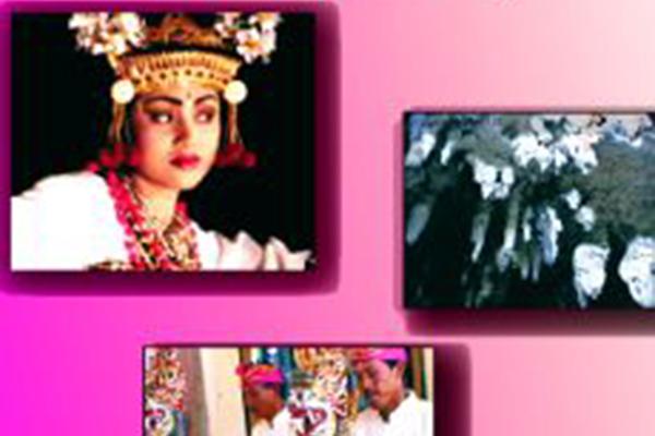 Bali Music Video by Chuck Jonkey