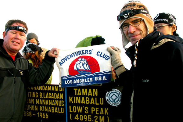 Borneo Mount Kinabalu