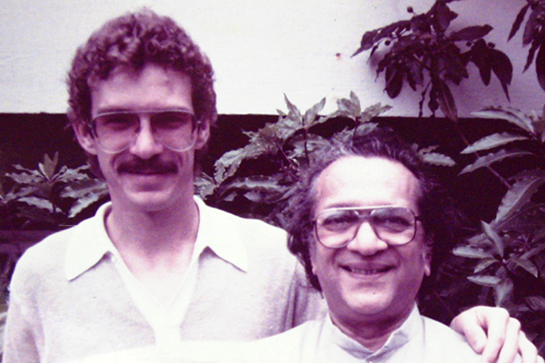 Ravi Shankar & Hari Har Rao Two Great Musical Influences in My Life