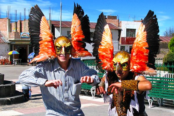 Peruvian Music, Dance & Culture